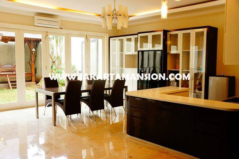 House for rent sewa lease at Cilandak (South Jakarta)