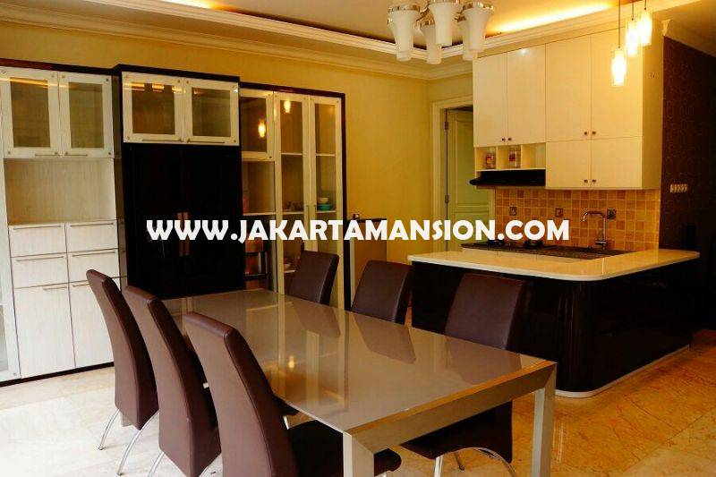 House for rent sewa lease at Cilandak (South Jakarta)