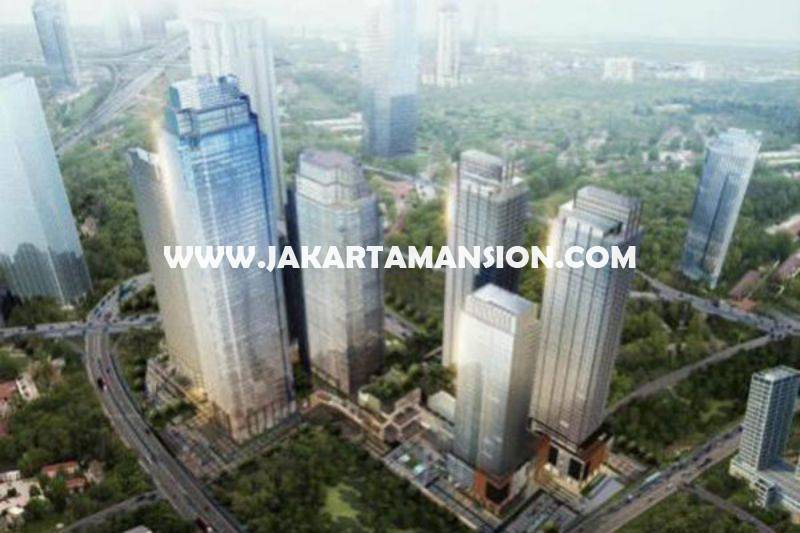 Tower Treasury Office 8 at Senopati SCBD Sudirman Dijual Murah 1 lantai luas 2.722m
