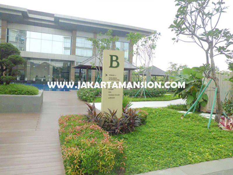 Botanica Apartment for rent Kebayoran