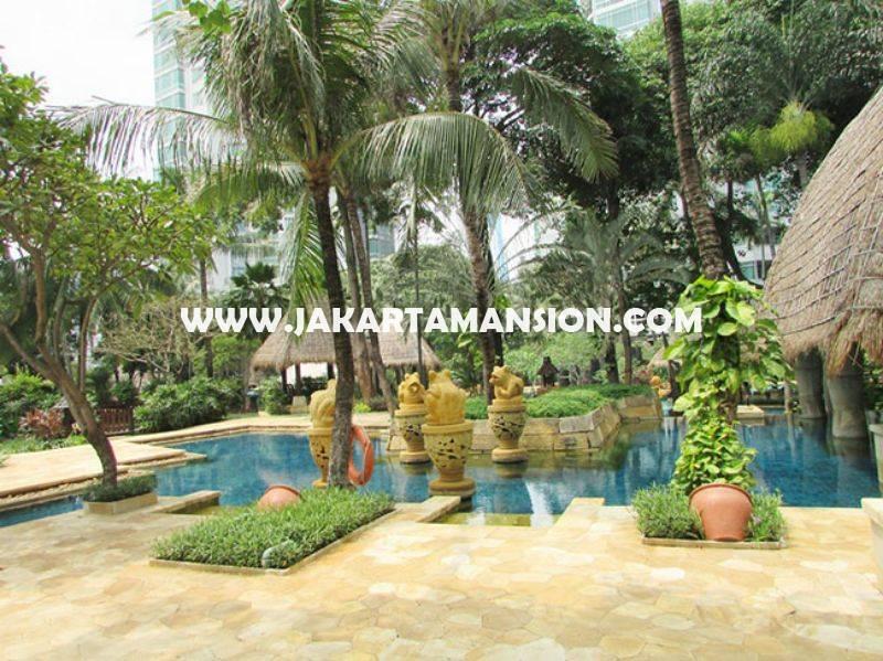 Penthouse Apartement Four Season Residence Rasuna Said Kuningan Dijual Murah 2 Lantai