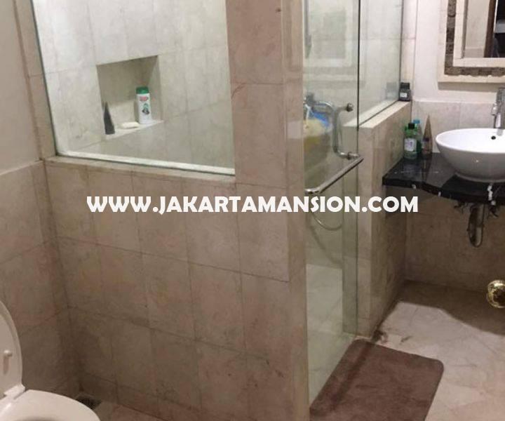 Rumah Jalan Ciawi Senopati Kebayoran Baru Dijual Murah dekat SCBD Sudirman