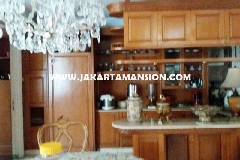 Rumah siap pakai Jalan Ki Mangun sarkoro Menteng Jakarta Pusat Dijual Murah