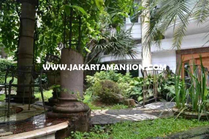 Rumah Imam Bonjol Menteng Dekat Jalan MH Thamrin Dijual Murah tanah Kotak