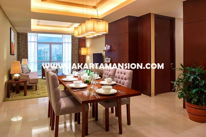 Shangri-La Residences for rent sewa lease Jakarta