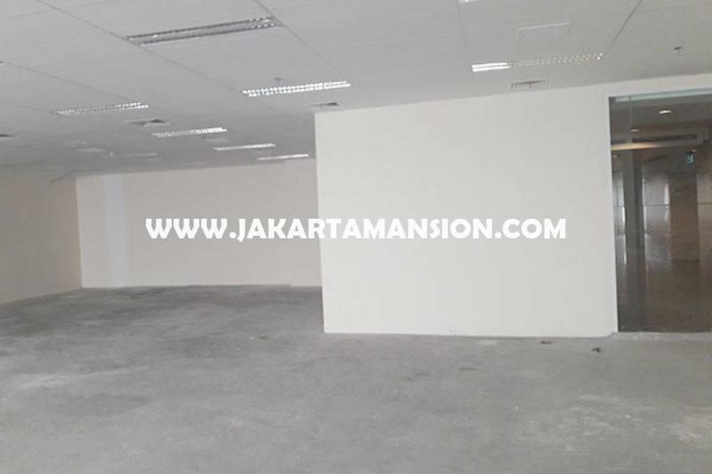 Space Office at Lobby Ground Floor Sahid Sudirman Center Dijual Murah