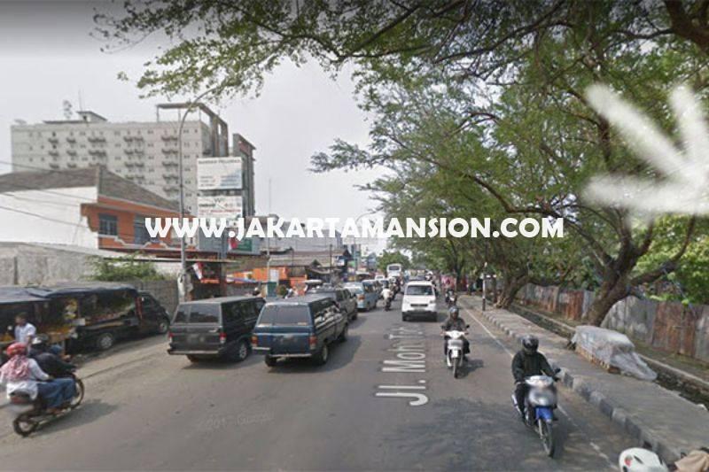 Tanah Jalan Mohammad Toha Tangerang Luas 6,5 hektar Dijual Murah Bisa buat Gedung Mall Apartemen
