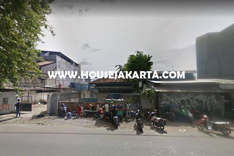 Tanah Jalan Raya Kebayoran Lama luas 5.150m Dijual Murah 20 Juta/m Jarang Ada