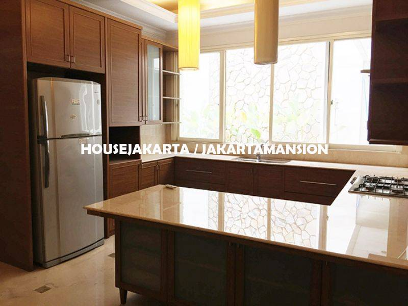 HR955 House for rent sewa lease at Pondok Indah