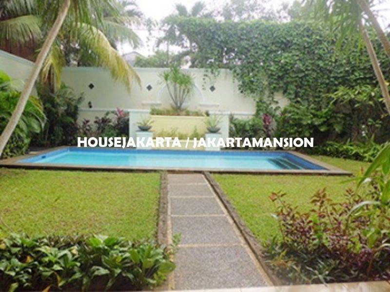 House for Sale Jual at Kemang South Jakarta