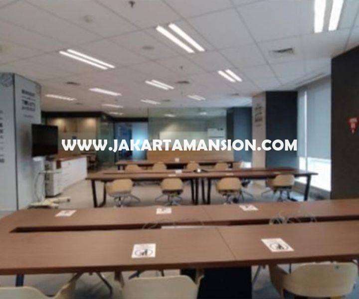 OS1439 Kantor Office One Pacific Place Ritz Carlton SCBD Senopati Sudirman Dijual Murah 1 lantai