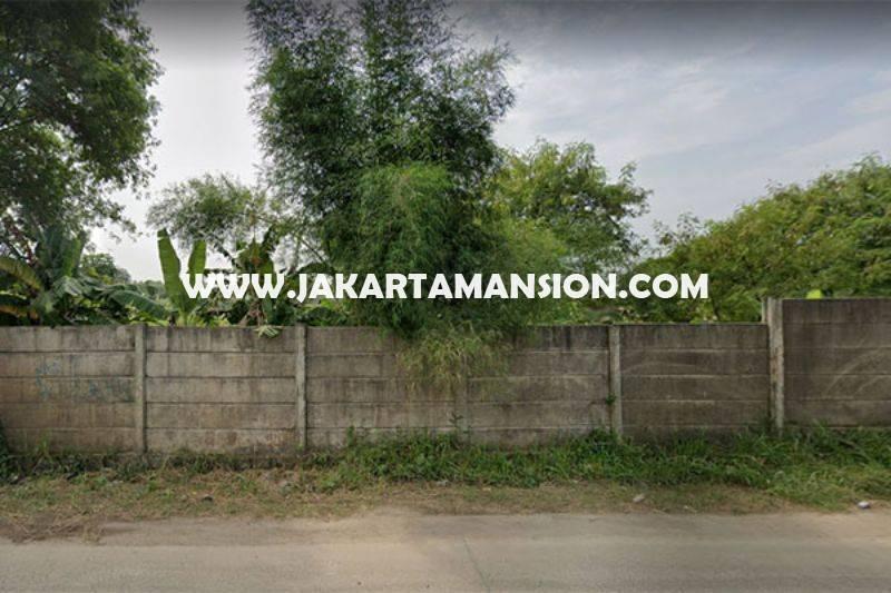 LS1477 Tanah 32 hektar Jalan Jatake Raya dekat babakan BSD Tangerang Dijual Murah 1,6 juta/m