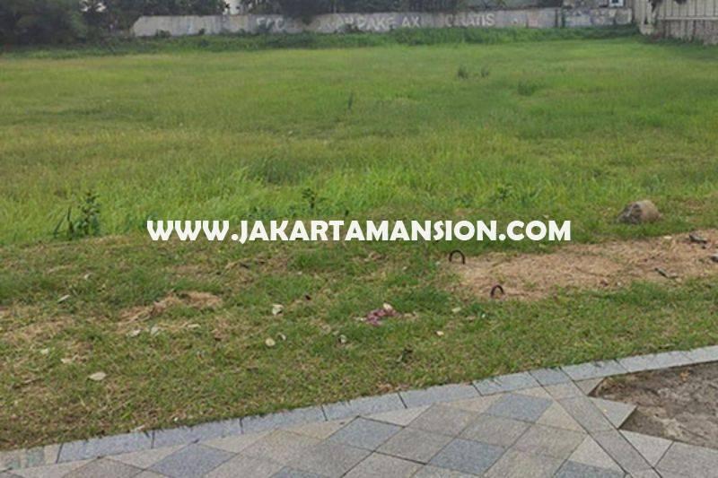 LS1505 Tanah Komersial jalan Mega Kuningan Dijual Murah 85 juta/m ijin Gedung 40 Lantai